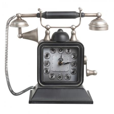 RELÓGIO TELEFONE METAL IXIA  XA151840