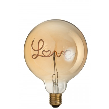 LÂMPADA LED LOVE JOLIPA 10669