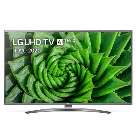 "TV 43"" LED SMART TV ULTRAHD 4K LG 43UN81006LB"